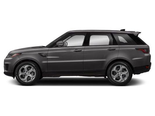 Range Rover Orlando >> 2018 Land Rover Range Rover Sport Svr