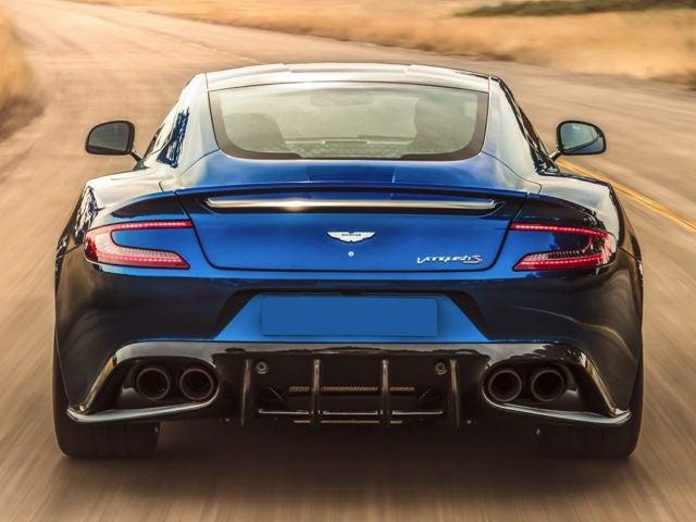 2018 Aston Martin Vanquish S Orlando FL | Aston Martin Orlando ...