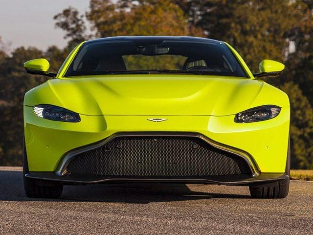 2019 Aston Martin Vantage Coupe Orlando Fl Aston Martin Orlando