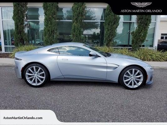 2020 Aston Martin Vantage Coupe Orlando Fl Aston Martin Orlando Scfsmgaw3lgn04483