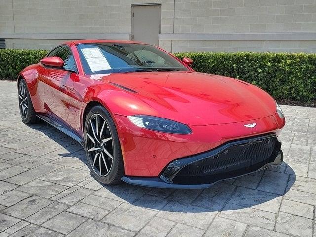 2020 Aston Martin Vantage Coupe Orlando Fl Aston Martin Orlando Scfsmgaw8lgn03717